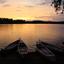 Canoes in Zweden