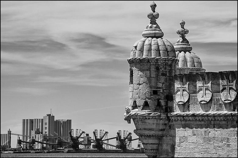 Lissabon 64 - Belém is een bijzondere plek in Portugal. Deze buurgemeente van Lissabon herbergt namelijk heel wat moois uit het roemruchte verleden va