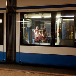 Avondje in Amsterdam