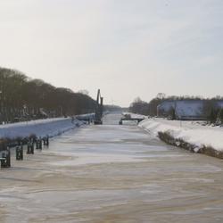 Spoorbrug Zandpol