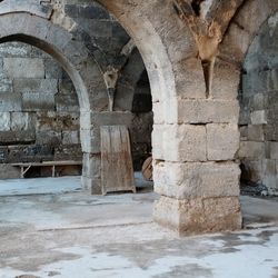 oude tempel in Turkije