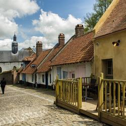 Het oudste straatje in Montreuil