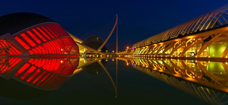 Ciutat de les Arts i les Ciències -