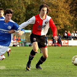 FC Cen Bosch B1-Feyenoord B2