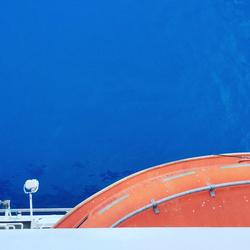 Uitzicht op Caraïbische Zee