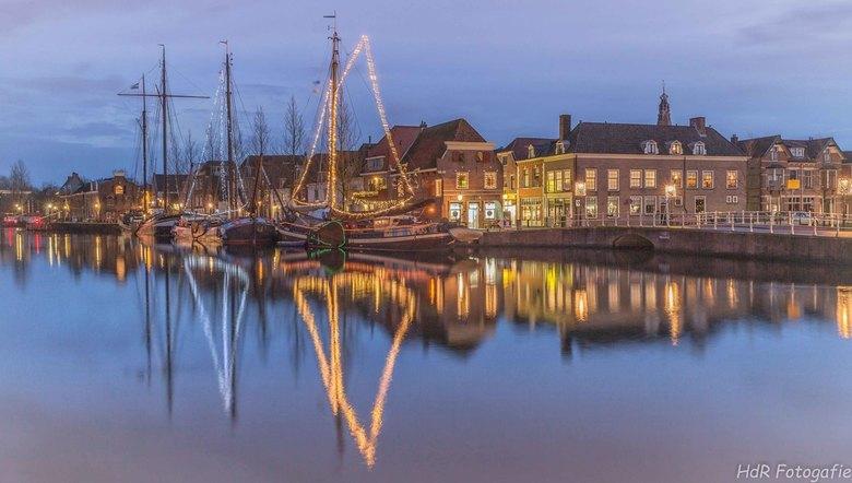 Oude Haven van Weesp