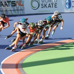 WK Inline Skaten Heerde