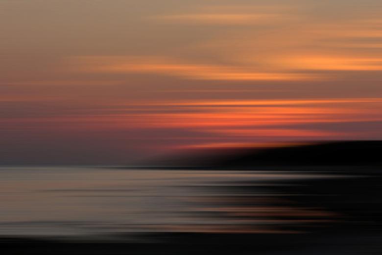IMG_5038kopie2 - Zonsondergang Franse kust