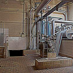 Oale melkfabriek.