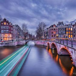 High Speed Canal Tour