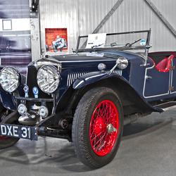 Riley 15-6 Tourer Special 1937 (7717)