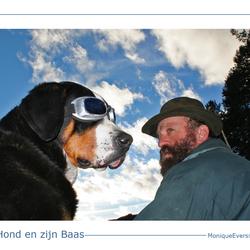Hond en zijn baas