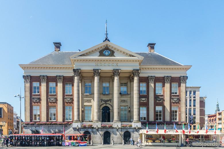 Stadhuis Groningen - Donderdag een dagje naar Groningen geweest en daar lekker rond gelopen. Erg mooie stad ! <br /> <br /> Fijn weekend allemaal en