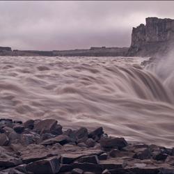 IJsland: Dettifoss  II