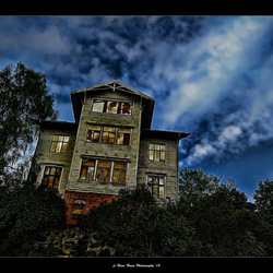 Ghosthouse in Norway