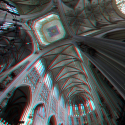 Sint-Janskathedraal Den Bosch 3D GoPro
