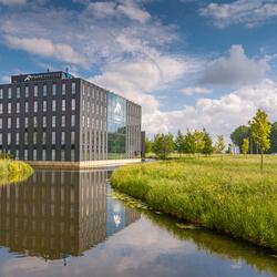 Reflectie Alphen a/d Rijn