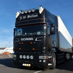 P1370575  Naaldwijk  TRUCK TIME  Scania 16 feb 2016