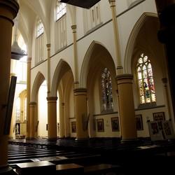 Kerk Schagen binnen