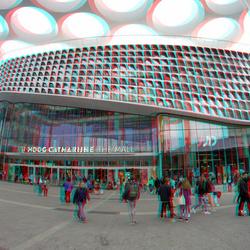 stationsplein Utrecht 3D GoPro 200mm