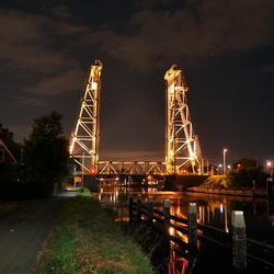 Hefbrug Alphen aan den Rijn