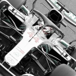 Spa 2018 Formule 1 Lewis Hamilton