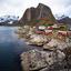 Reine Lofoten Noorwegen