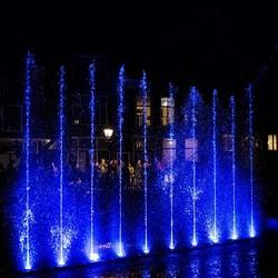 Waterorgel (blauw)