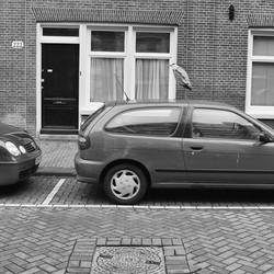 Reiger Pietje in Willemsstraat - Amsterdam