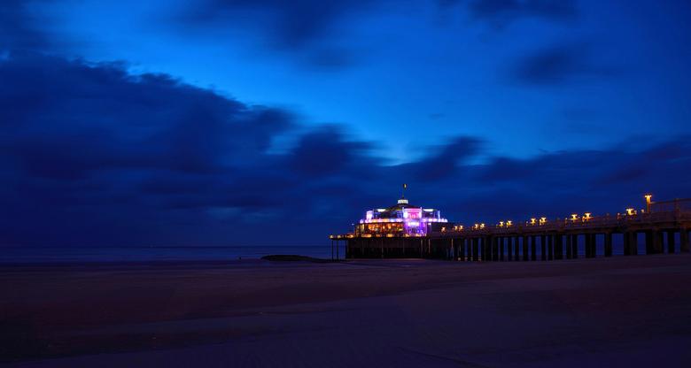 pier - terug van een weekje zee pier in blankenberge.