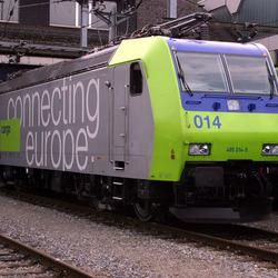 BLS Cargo locomotief 485 serie (Zwitserland)