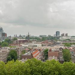 Rotterdam vanaf Groot Handelsgebouw