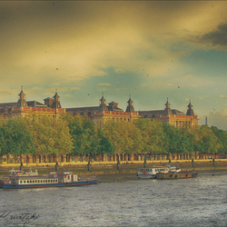 Londen ...