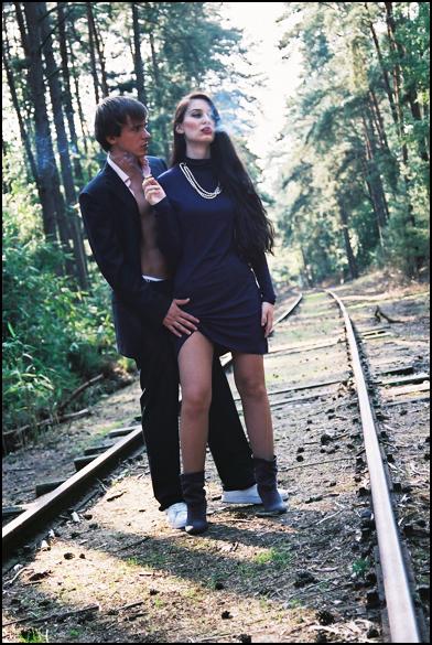 Fashionate Me - -Models: Dimitri Lischetzki & Natalija Antonic