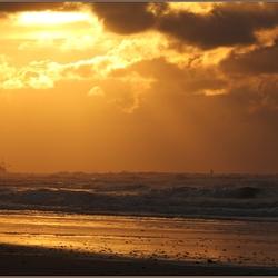 Noordzee vanaf Vlieland