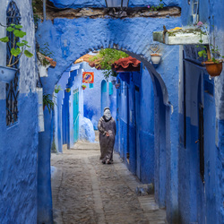 Leven in Chefchaouen