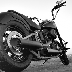 Harley Nighttrain