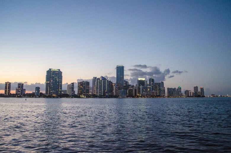 Miami - Skyline -