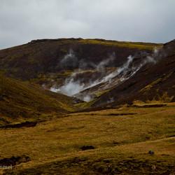 Reykjadalur, Ijsland