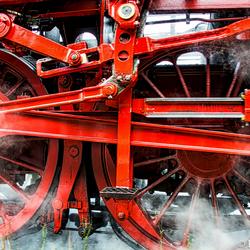 Steamtrain running