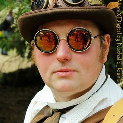 SteamPunker 'See me in the Reflection'