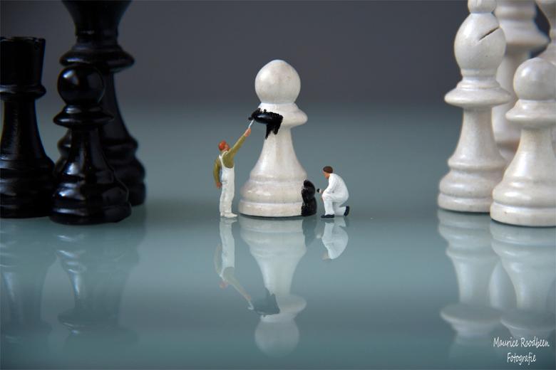 Cheating Chess -