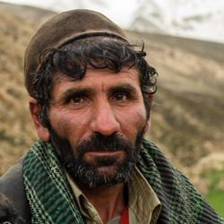 Nomaden in Iran