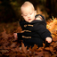 Playing with Leaves_autumn 2015