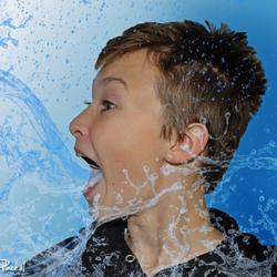 watersplash...... :D