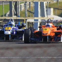 Formule 3 race