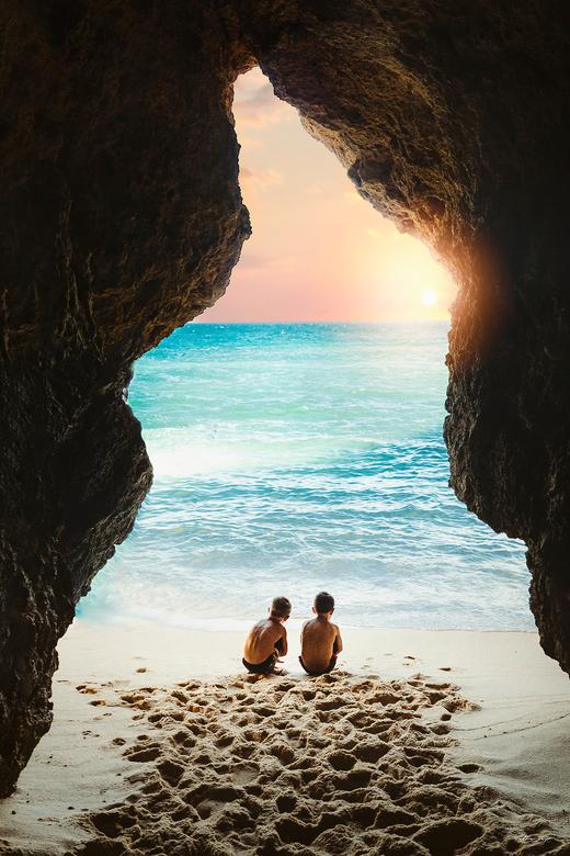 The sea is for dreaming - The sea is for dreaming...