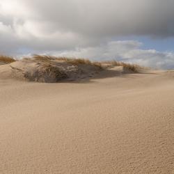 De sahara van Texel.