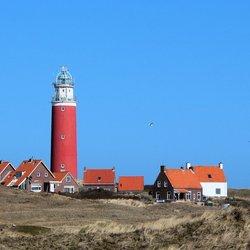 de rode rakker van Texel