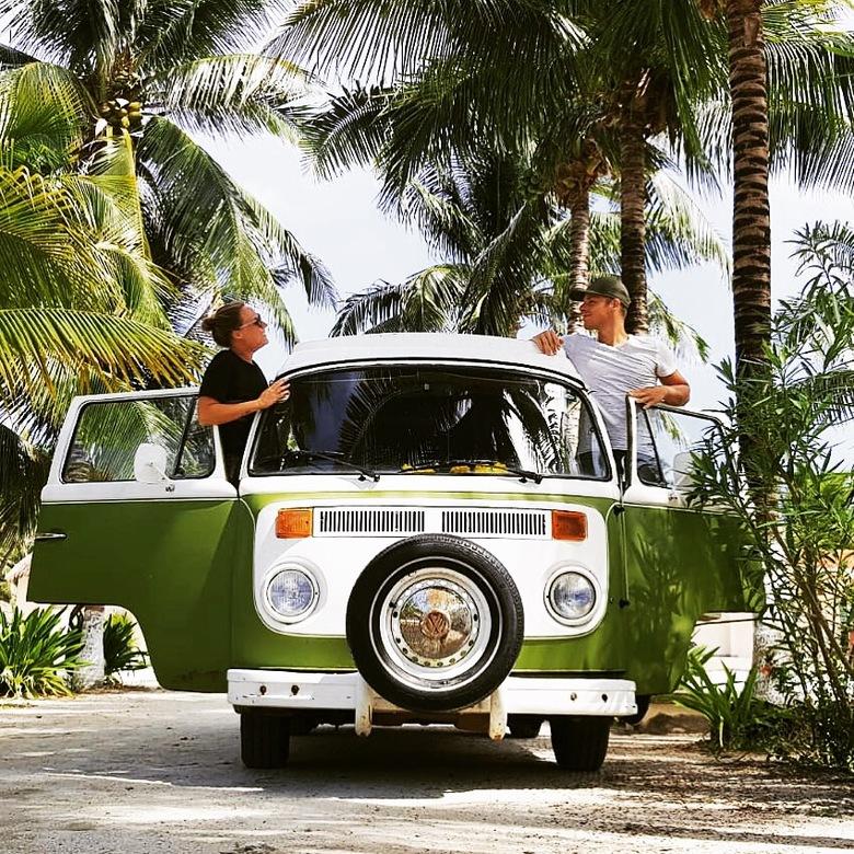 Roadtrip  - Roadtrippen door Mexico met een Volkswagen Kombi uit '83! Een droom die uit is gekomen!